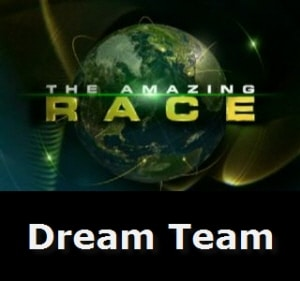Amazing Race Dream Team