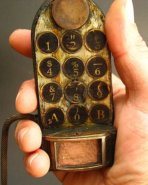 Retro Future Phone