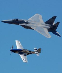 Old Versus New Planes