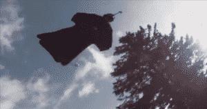 Jeb Corliss Wingsuit