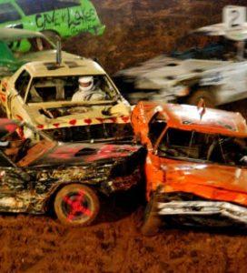 Car Rental Demolition Derby