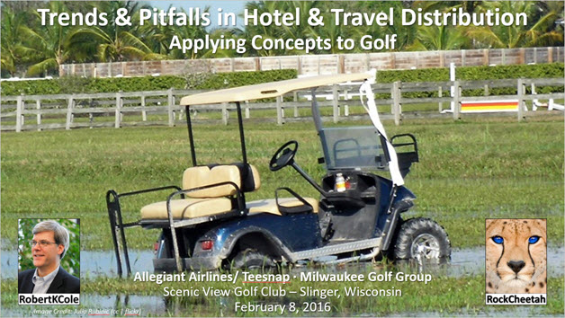 Hotel And Travel Distribution Lessons For Golf Course Owners